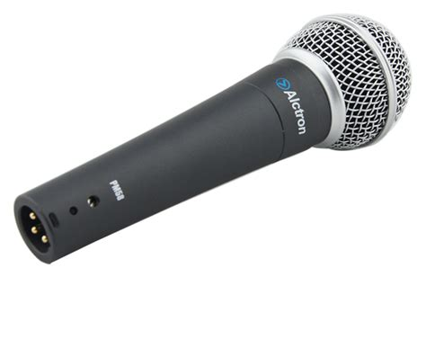 Microphone Huper Pro 1 Original alctron pm58 high quality dynamic hyper cardioid vocal microphone 10 xlr 6 35 mic cable new