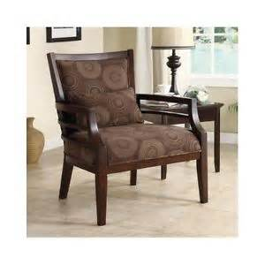 Living Room Armchair Styles Modern Wood Upholstered Accent Arm Chairs 2 Styles Living