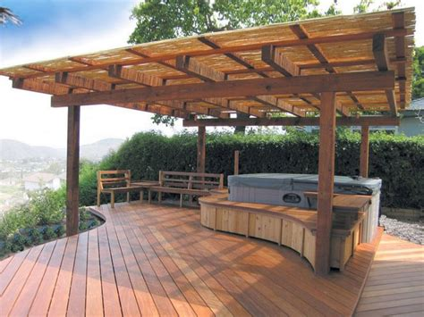 Outdoor Construction Project Gallery Decking Siding San Diego Spa And Patio