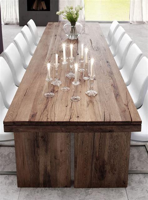 tavoli in legno massiccio tavolo in legno massiccio artigianale prezzo scontato