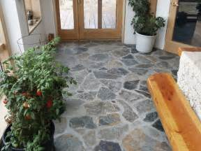 The Foyer Bristol Natural Stone Floor Ideas