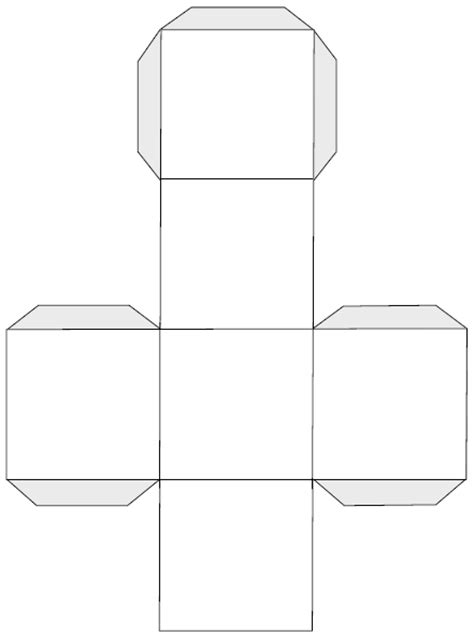 Efl 2 0 Resources Make Your Own Dice Template