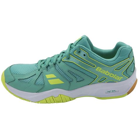 babolat sneakers babolat shadow team womens badminton shoes indoor