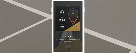 tennis sensor powered by zepp der tennis sensor powered by zepp im test keller