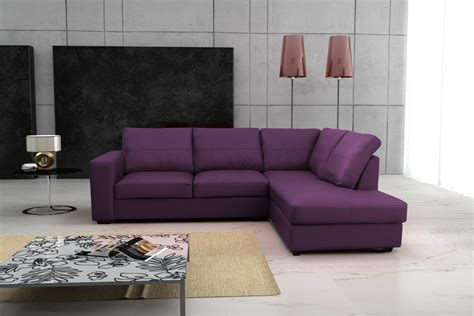 modern leather corner sofa furniture for small living room small purple leather corner sofa with unique coffee table