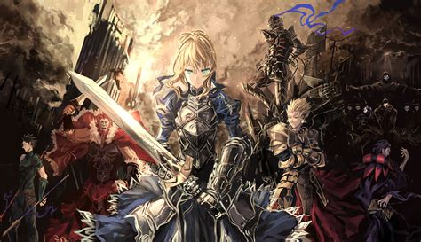 Fate 0 Anime by Fate Zero Tsunami No Anime