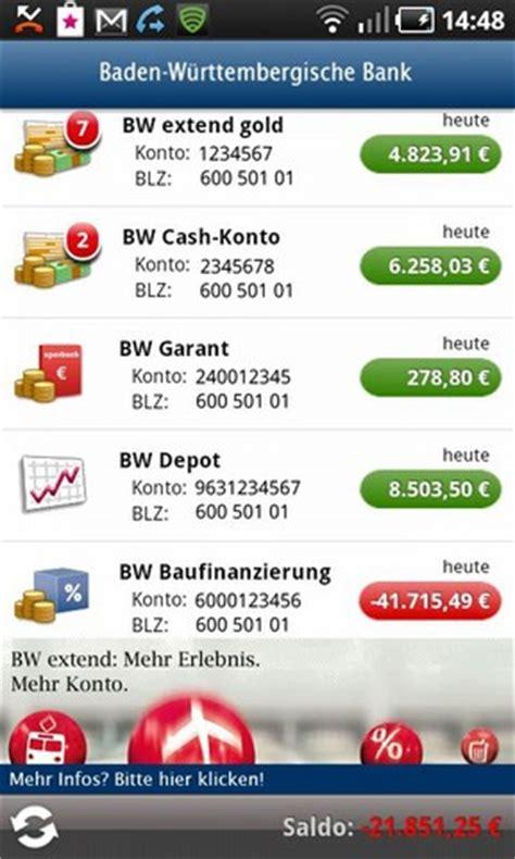 bw bank sparkasse die besten android apps deutscher banken sparkassen