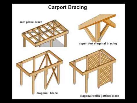 Carport Selber Zeichnen by Carport Selber Bauen M 246 Chten Sie Ihre Eigenen Carports