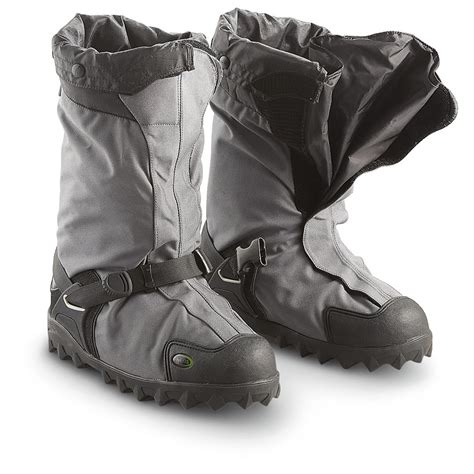 neo boots s neos navigator overshoes gray black 159572