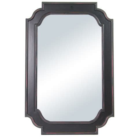 bathroom mirrors 24 x 36 framed wall mirror 24x36 bath vanity home decor new ebay