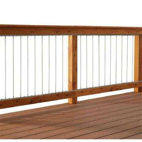 deck porch railings decking the home depot