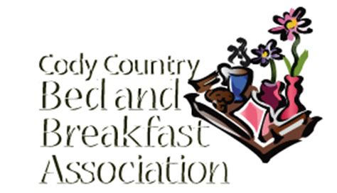 bed and breakfast association cody country local area attractions