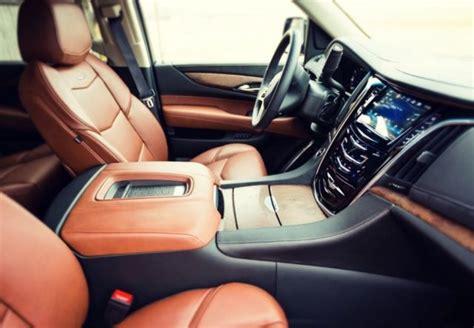 2020 Cadillac Escalade Esv Interior by 2020 Cadillac Escalade Review Esv Specs 2020 2021
