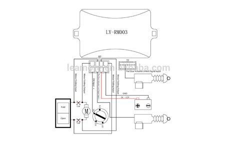 toyota wiring diagrams homelink security system wiring
