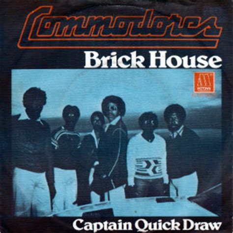 brick house the commodores commodores brick house