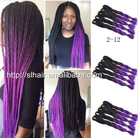 buy extensions in tokyo best selling japanese fiber jumbo braid synthetic hair