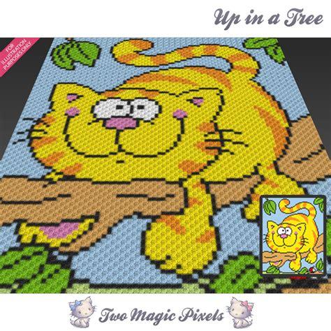 pattern magic 3 pdf free download up in a tree crochet blanket pattern twomagicpixels