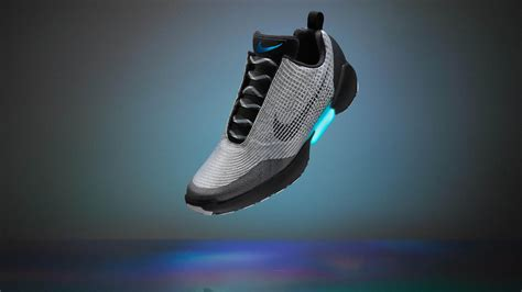 self tying sneakers nike announces mass produced self lacing sneaker