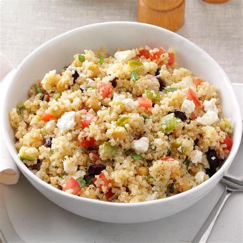 california quinoa recipe taste of home