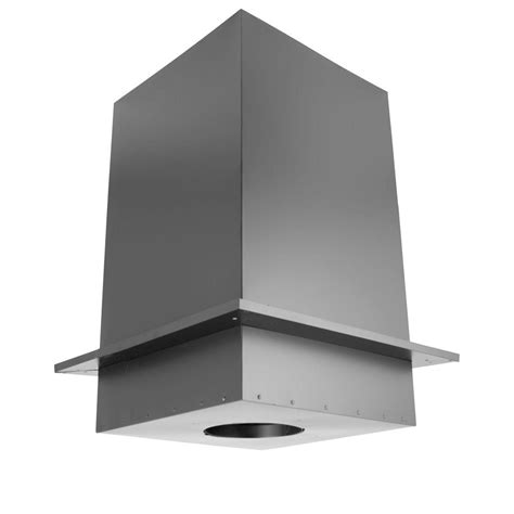Duravent Ceiling Support Box duravent duraplus 6 in square ceiling support box and