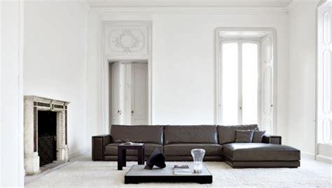 luxurioese wohnzimmer von busnelli