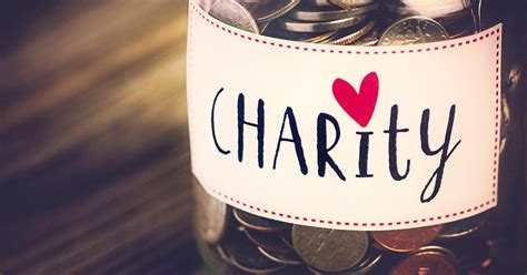 Charitable Gifts - the pros and cons of donor advised funds