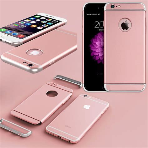 Hardcase 360 3in1 Protections Slim Fit Iphone 6 6s Unik aliexpress buy 3 in 1 detachable phone for capinhas iphone 7 7plus 6 6s