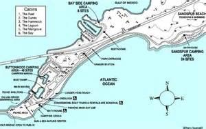 Bahia Honda State Park Map by Florida Keys Scenic Bahia Honda State Park Pictures