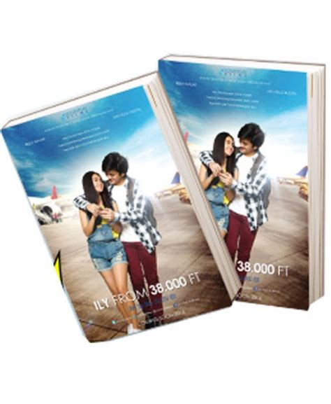 Dvd Indonesia Ily From 38000 Ft bukukita ily from 38000 ft edisi ttd artis 1 edisi