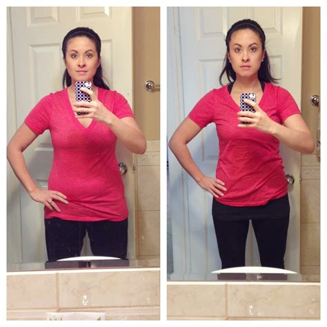 weight loss 1 month before and after advocare weight loss
