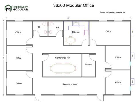 floor plans for commercial modular office buildings find commercial modular buildings specialty modular inc