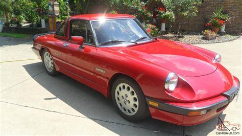 1988 Alfa Romeo by 1988 Alfa Romeo Quadrifoglio