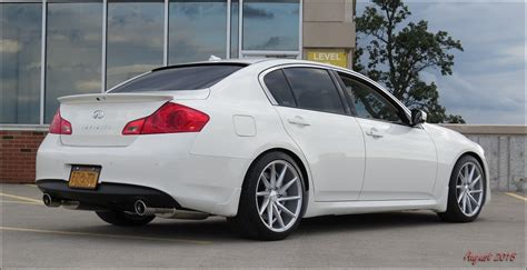 are infiniti expensive to fix my 09 g37xs awd lowered on tanabe droopy bum fix
