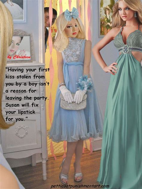 petticoat punishment dresses art pin by prissy priscilla on christeen s amazing sissy art