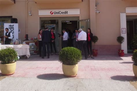 filiali nuova palermo unicredit inaugurata la nuova filiale madonie al bivio