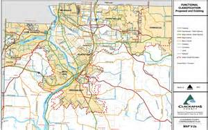 map of clackamas oregon clackamas county bike map maplets