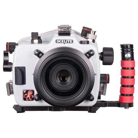 Waterproof Kamera Dslr Canon ikelite 200fl underwater ttl housing for canon eos 80d dslr cameras
