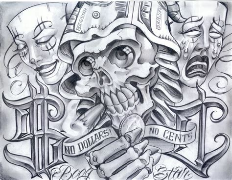 tattoo gallery download chicano tattoos by gatunoman free download chicano style