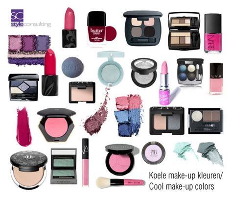 Hm Summer Make Up Range by Quot Koele Make Up Kleuren Cool Make Up Colors Quot By Roorda On