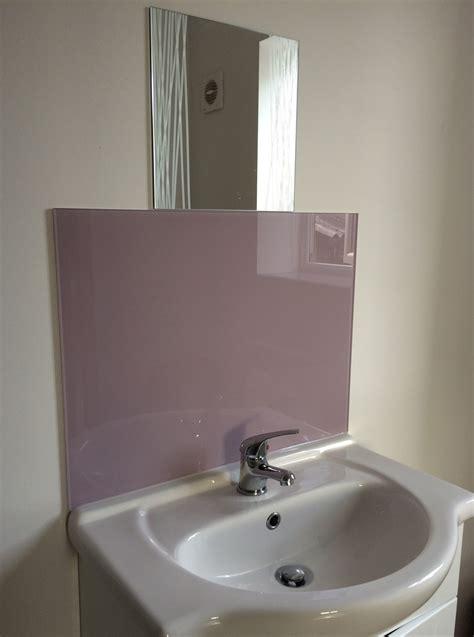 bathroom splashback glass toughened bathroom splashback and window sill
