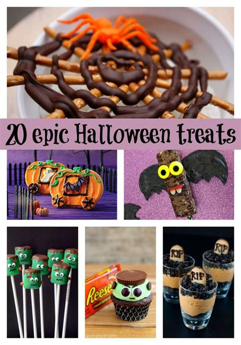 halloween themed treats 20 epic halloween themed desserts kid the o jays and