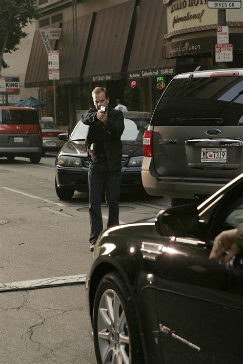 24 Season 6 Episode 3 And 4 Spoiler In One Picture by Bauer Carjacking 24 Season 7 Episode 8 24 Spoilers