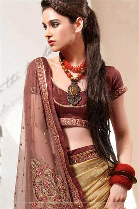 hairstyles for party on sarees top best indian hairstyle for saree