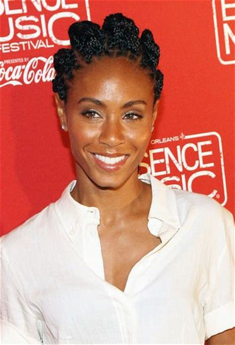 cornrow hairstyles jada pinkett smith jada pinkett smith braids hairstyle jada pinkett smith