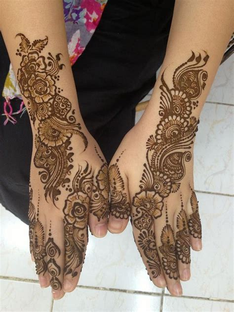 Mehndi Back Design 2016 | 20 latest bridal mehndi designs for wedding 2017 sheideas