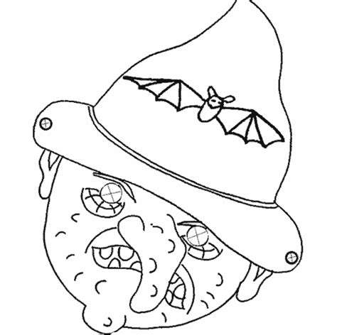 free printable witch mask template free wizard of oz masks coloring pages