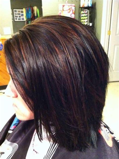 streicher haircut auburn highlights hair and love this on pinterest