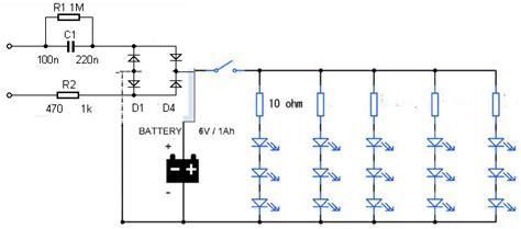 led transformer wiring diagram led circuit diagrams wiring