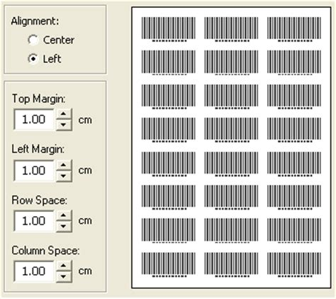 printable upc labels easier barcode label
