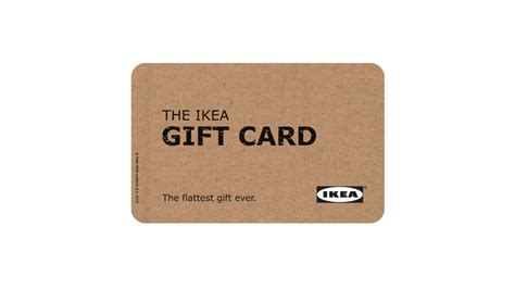 Where Can I Buy An Ikea Gift Card - christmas gift guide gift cards
